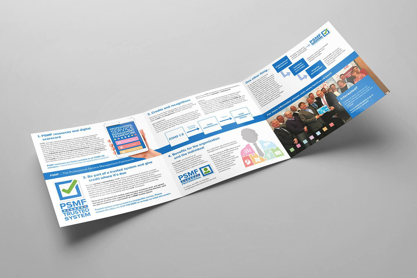 ITSMF Case Study PSMF Brochure inner