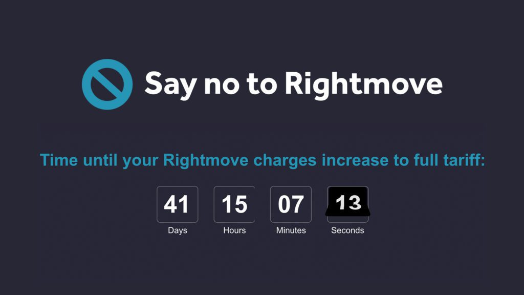 Say No TO Rigtmove